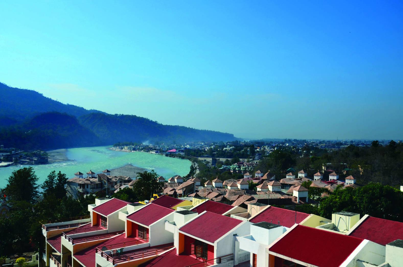 Ayurveda Bhavan Ganga Vatika II Rishikesh